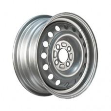 Диск Trebl x40033 (6jx16  ET50 4/100 60.1)Silver